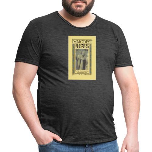 acts - Camiseta vintage hombre