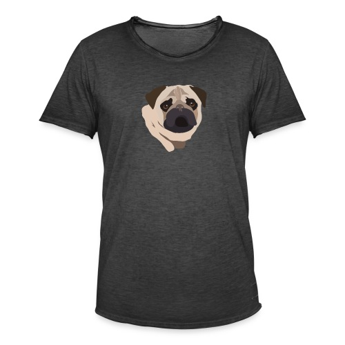 Pug Life - Men's Vintage T-Shirt