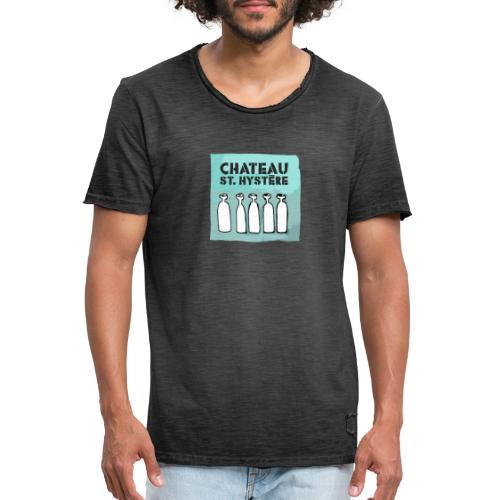 absinth03 - Männer Vintage T-Shirt