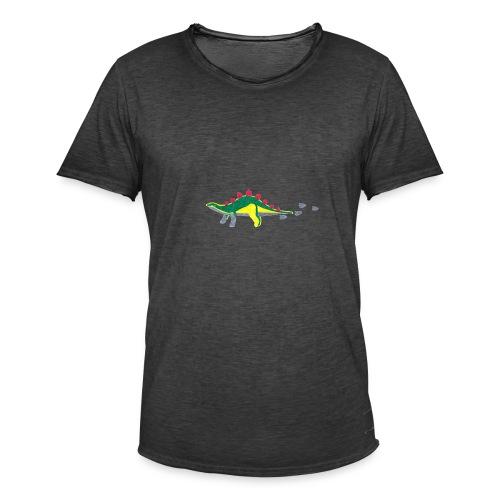 dino - Männer Vintage T-Shirt