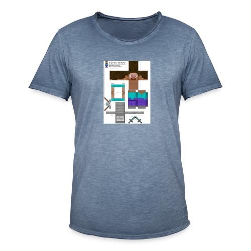 8bf7a61eb4b7f9db371452673ac05401 1 - Mannen Vintage T-shirt