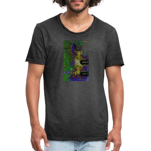 Music design gifts - Men's Vintage T-Shirt