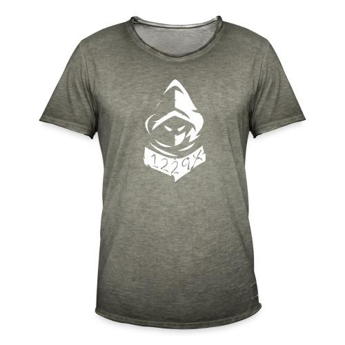 Team 1229X Logo - Miesten vintage t-paita