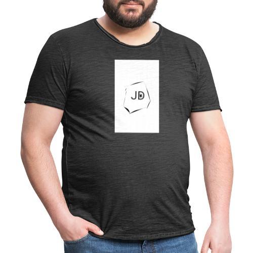 JDJest dobrze - Koszulka męska vintage