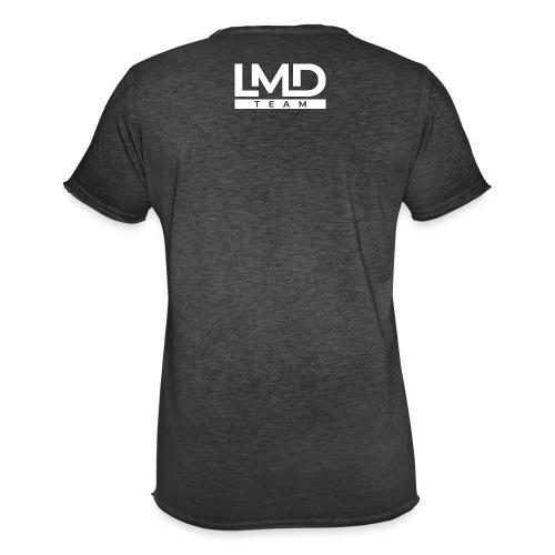 LMD Merchandise - Männer Vintage T-Shirt