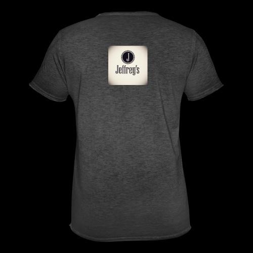 Jeffreys - Männer Vintage T-Shirt
