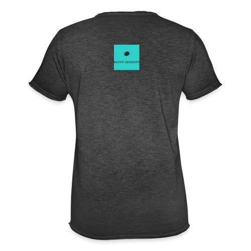 happy coconut - Men's Vintage T-Shirt