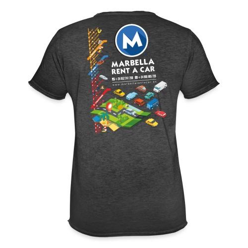 marbellarentacar.es - Men's Vintage T-Shirt