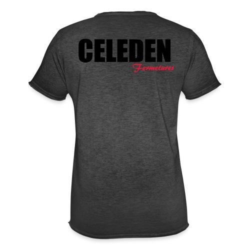 CELEDEN fermetures - T-shirt vintage Homme