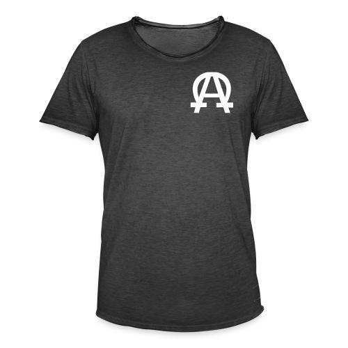 alpha-oméga - T-shirt vintage Homme