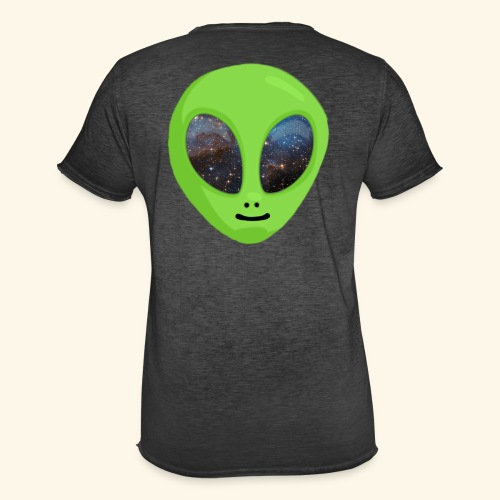 ggggggg - Mannen Vintage T-shirt
