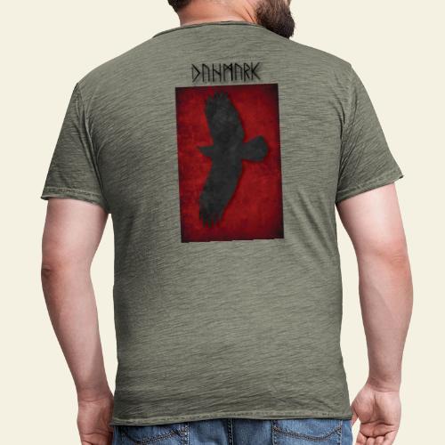 ravnefanen - Herre vintage T-shirt