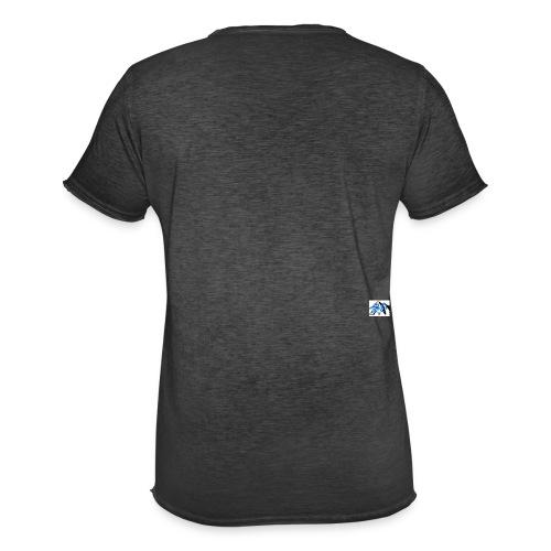 SaigraOida jpg - Männer Vintage T-Shirt