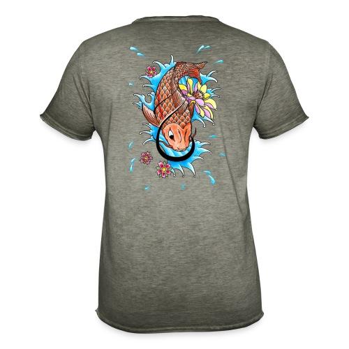 Koi Fish - Men's Vintage T-Shirt