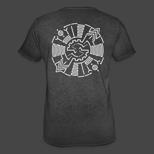Tekno 23 Spirit - T-shirt vintage Homme
