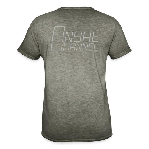 Ansae Channel - Vintage-T-shirt herr