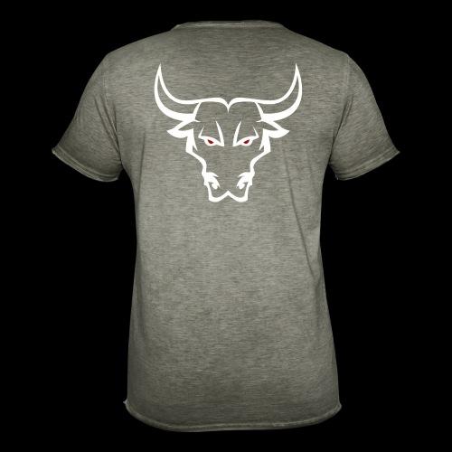 Taureau Urus - T-shirt vintage Homme