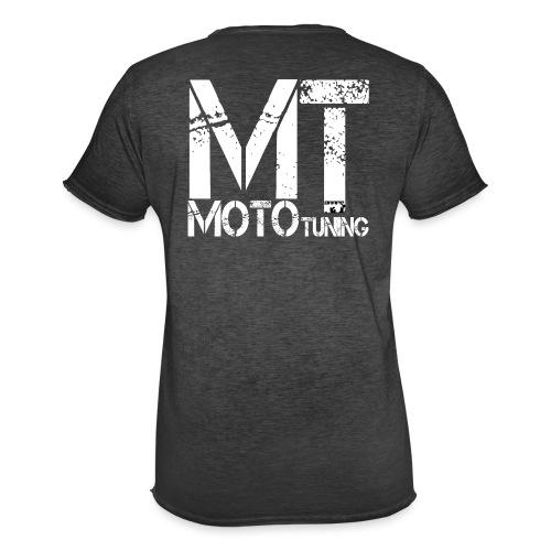 MotoTuning Logo - Men's Vintage T-Shirt