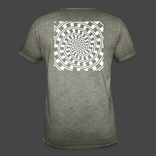 spirale 23 - T-shirt vintage Homme