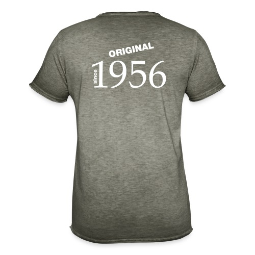 1956 - Männer Vintage T-Shirt