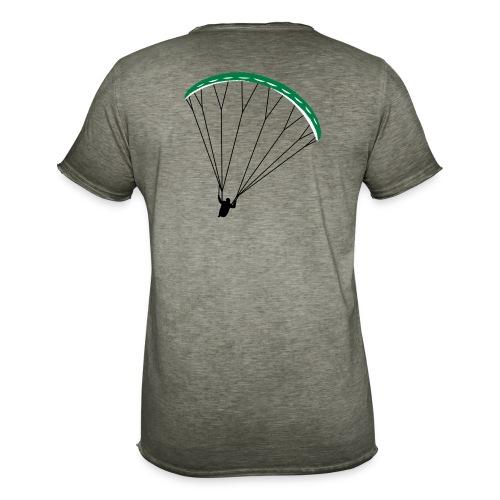 Paraglider Nikita - Men's Vintage T-Shirt