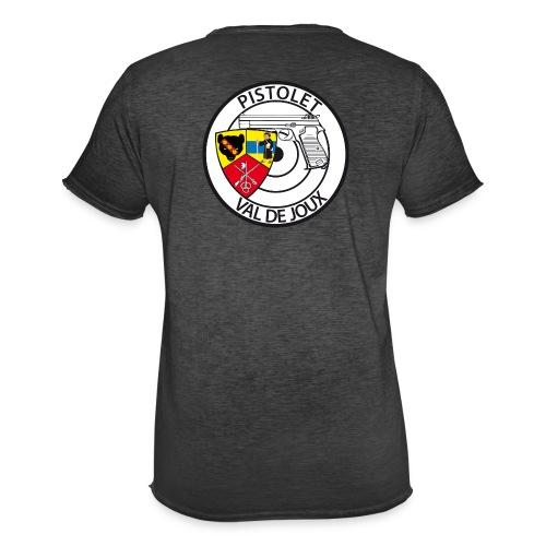Pistolet Val de Joux - T-shirt vintage Homme