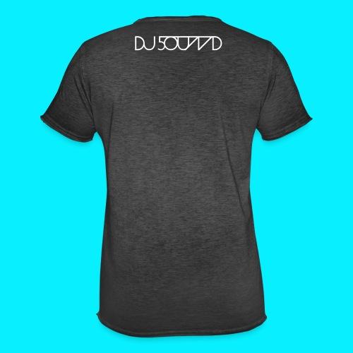 test_vektor-2 - Männer Vintage T-Shirt