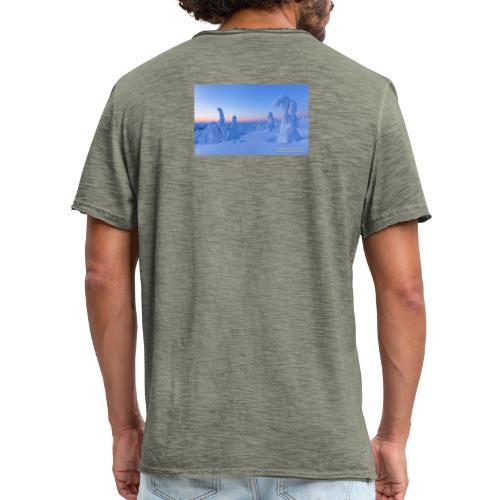 LAPPI - Miesten vintage t-paita