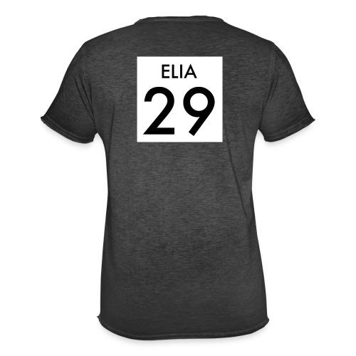 29 ELIA - Männer Vintage T-Shirt