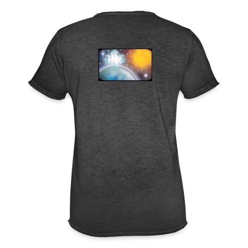 C JHS Espace Cadre noir - T-shirt vintage Homme