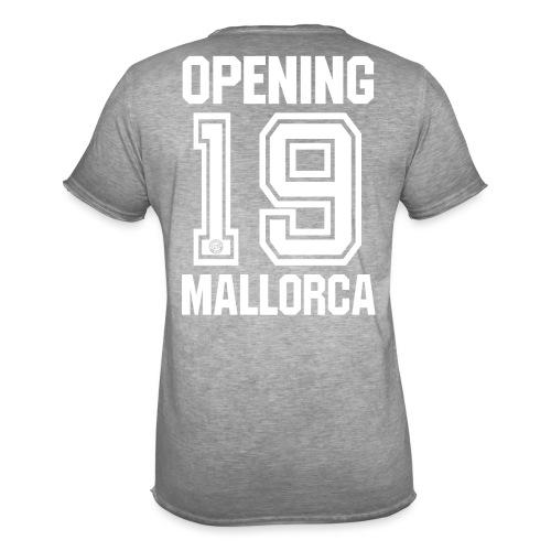 MALLORCA OPENING 2019 Hemd - Malle Tshirt - Mannen Vintage T-shirt