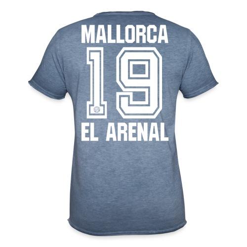 MALLORCA OVERHEMD 2019 - Malle Shirts - EL ARENAL 19 - Mannen Vintage T-shirt