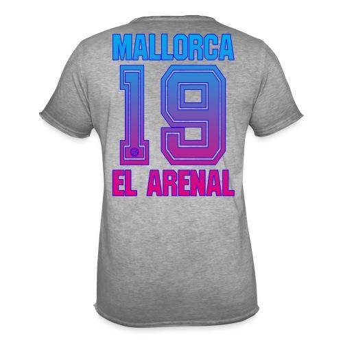 MALLORCA SHIRT 2019 - Malle Shirts - Männer Frauen - Mannen Vintage T-shirt