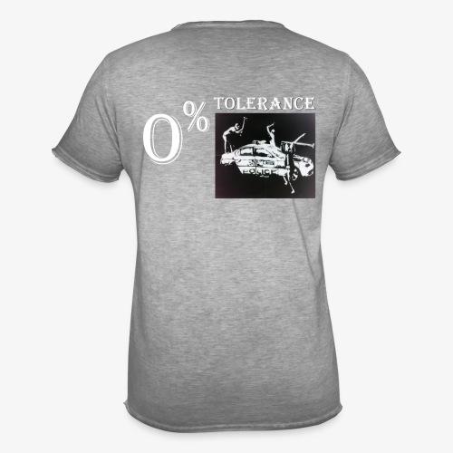 Tolerance - Männer Vintage T-Shirt