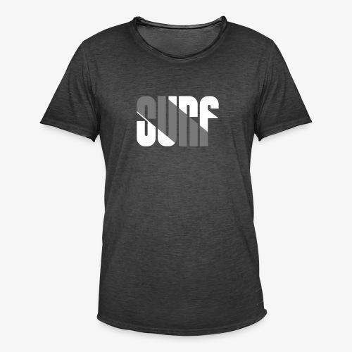 Surf 2 - Männer Vintage T-Shirt