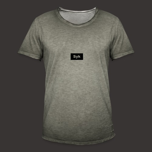 Syk - Men's Vintage T-Shirt