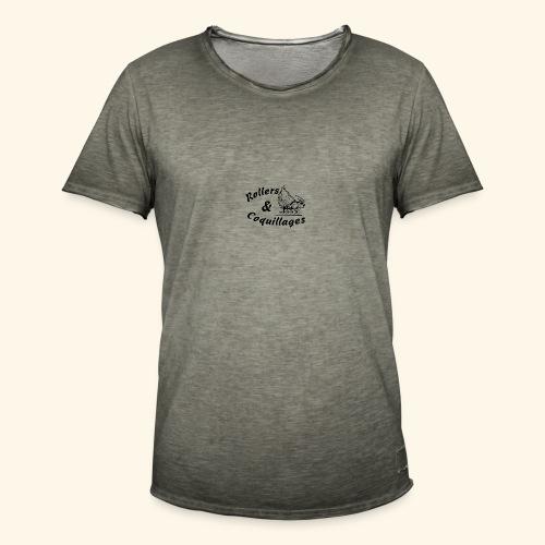 Classic - T-shirt vintage Homme