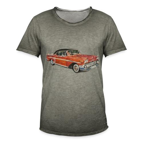 Bel-Air - Männer Vintage T-Shirt