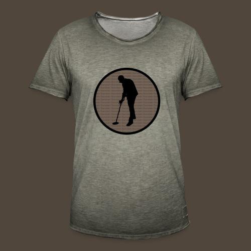 Sondeln - Männer Vintage T-Shirt