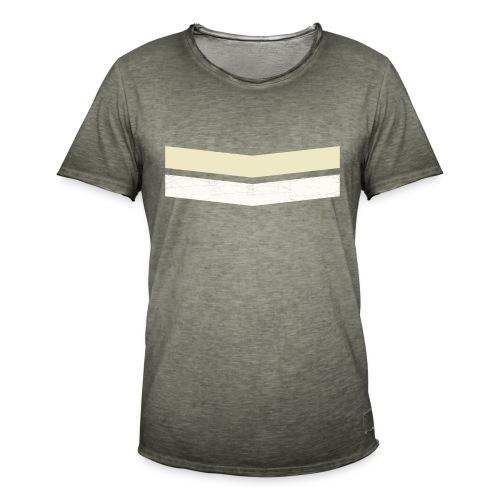 Franjas - Cool - Camiseta vintage hombre