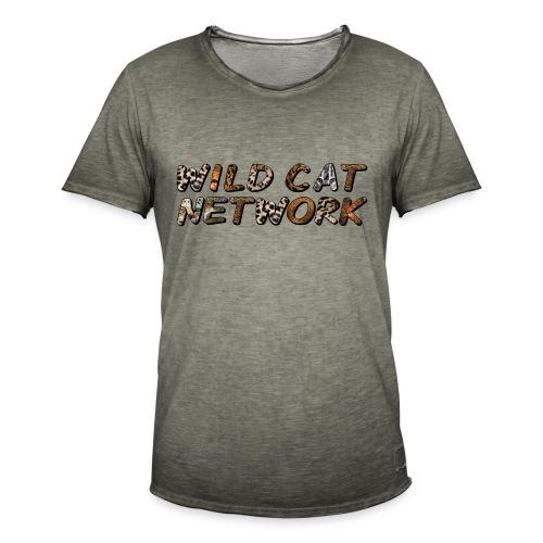 WildCatNetwork 1 - Men's Vintage T-Shirt