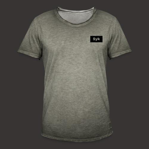 Syk - Men's Vintage T-Shirt