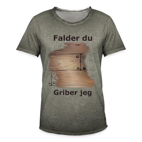 Gulvet Griber - Herre vintage T-shirt