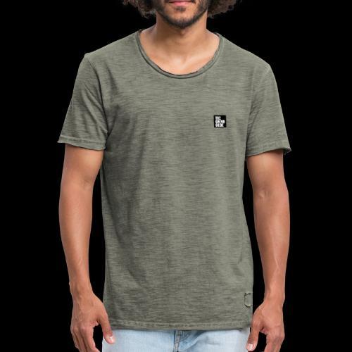 The Grind Code - Mannen Vintage T-shirt