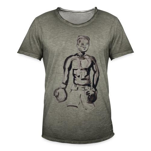 Muhammed Ali - T-shirt vintage Homme