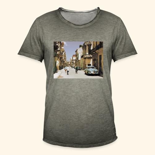 Havana Club - T-shirt vintage Homme