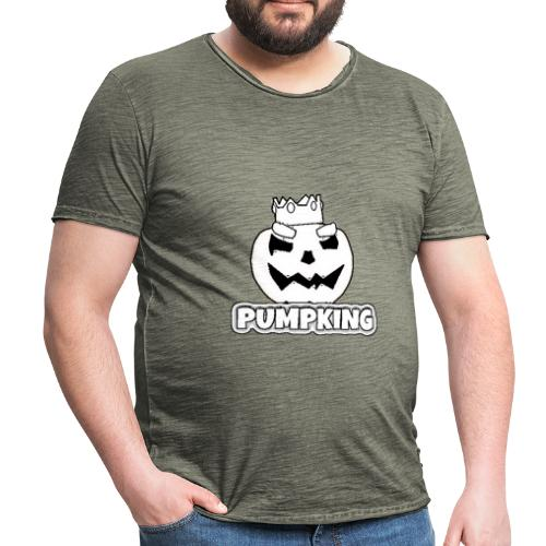 Pump King - Men's Vintage T-Shirt