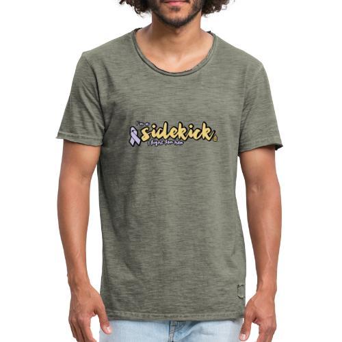 I'm a sidekick - Men's Vintage T-Shirt