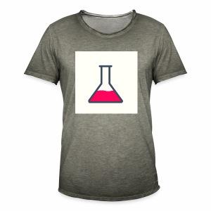 Logoshirt - Männer Vintage T-Shirt