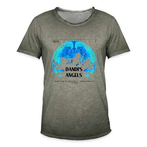 DAndi's Angels - Maglietta vintage da uomo